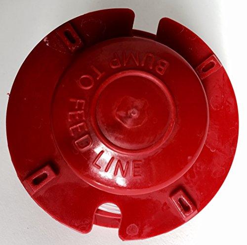 Fadenspule Ersatzspule Spule Benzin Freischneider Sense Ersatzfadenspule passend für FLORABEST Benzinsense FBS 43 A1 Benzin-Sense Sense 135 kW 18 PS 2 Takt Motor