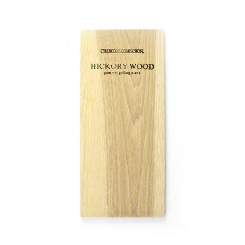 Charcoal Companion CC6045 Hickory Holz Grillbrett Wood 2979 x 1349 x 079 cm