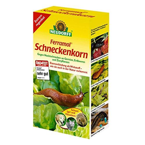 Neudorff Ferramol Schneckenkorn 500 g