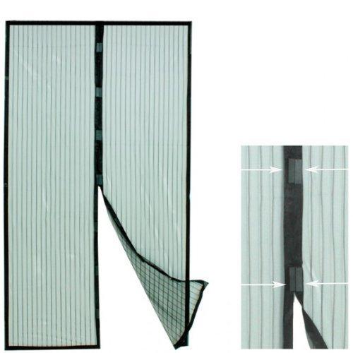 Insektenschutzvorhang Türvorhang Magnet Verschluss Insektenschutz Tür Fliegennetz Fliegengitter
