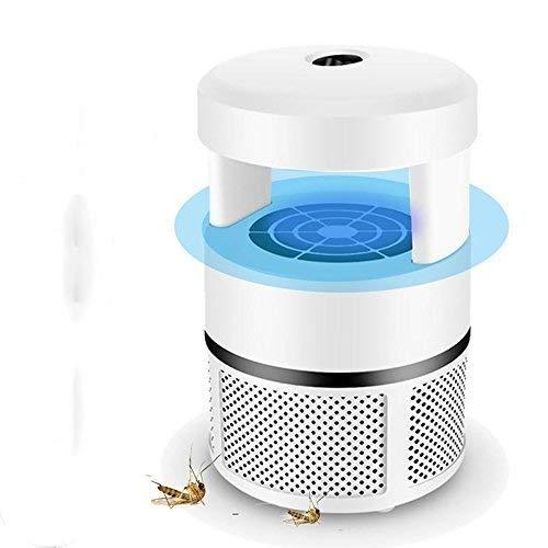 HanDingSM Moskito Mörder LampeUSB Power LED Mückenschutz Light Sense ControlElektronische Moskito-Falle Catcher Zapper für Home Office Baby Schlafzimmer Zelt ReisenWeiß