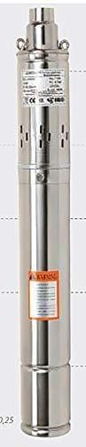 3 Zoll 75mm Energiespar 250W Tiefbrunnenpumpe Tauchpumpe Wasserpumpe Pumpe Rohrpumpe SQ31