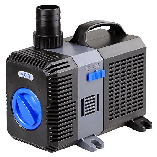 SunSun CTP-8000 SuperECO Teichpumpe Filterpumpe 8000lh 70W
