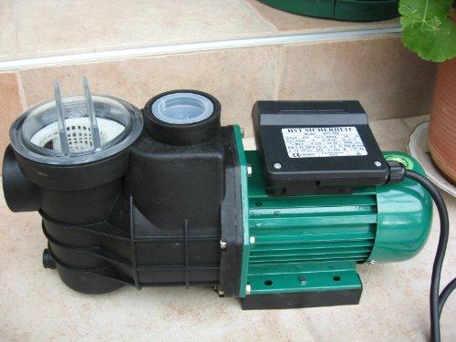 Leis 750 Poolpumpe 132 m³ Pumpenleistung Filterpumpe Schwimmbadpumpe Pumpe Pool Schwimmbad
