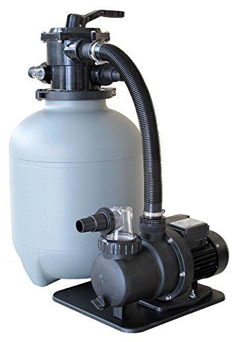 Sandfilter Filteranlage Trinidad SPS 50-1 Sandfilteranlage