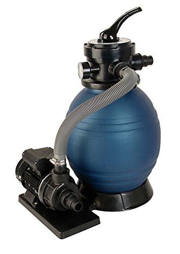 TIP Schwimmbad Filter Set Sandfilteranlage SPF 180 bis 4500 lh