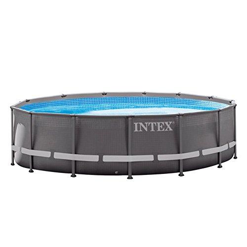Intex 28310 Ultra Frame Pool Set 427 x 107 cm Neu