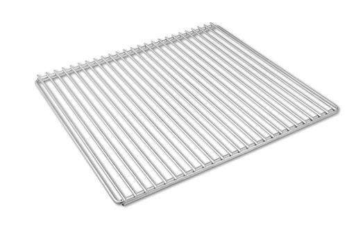 Edelstahl Grillrost mit verstellbarer Breite 50-60X45cm aus Europäischem Edelstahl Verstellbarer Grillrost Grillrost Ausziehbar