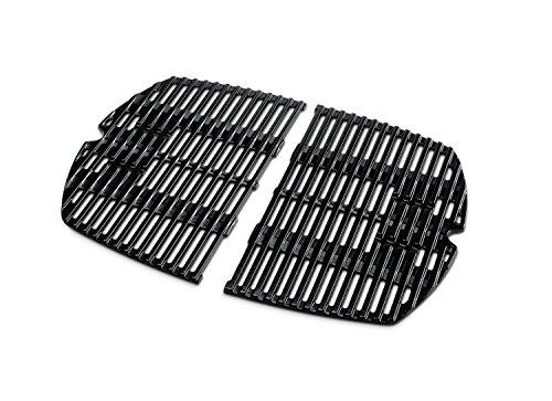 Weber Grillrost Q 2000200-serien schwarz 30 x 44 x 442 cm 7645