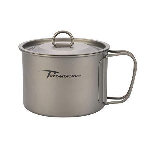 Timberbrother 450ml Titan Becher Tasse Camping Mug Outdoor