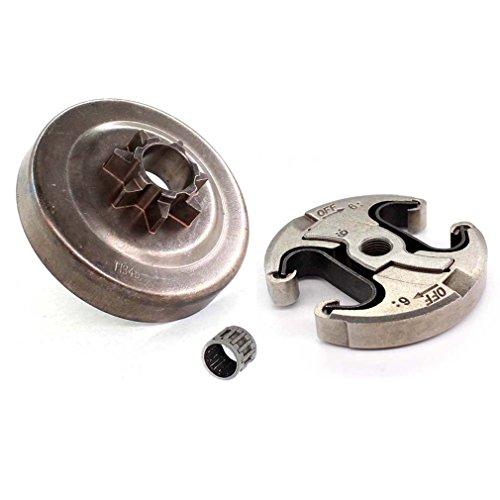 AISEN 325 7Z Kettenrad Kupplung Nadellager für Husqvarna 340 345 350 351 445 450 Motorsäge