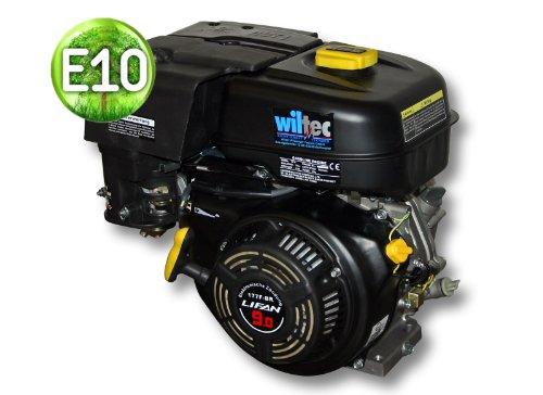 LIFAN 177 Benzinmotor 66 kW 9 PS 270 ccm mit Ölbadkupplung und Reduktionsgetriebe 21