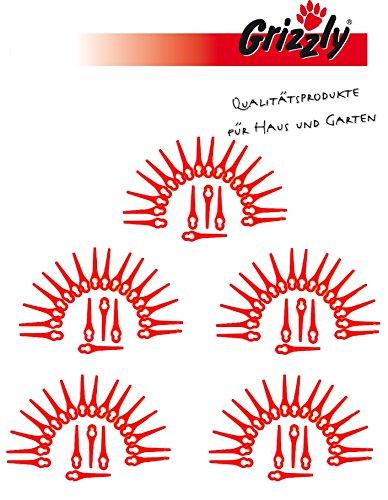 100 Ersatzmesser FAT 18 B3 Akku Rasentrimmer LIDL FLORABEST IAN 102971  IAN 273039 Messr  Messerchen  Schneidplättchen