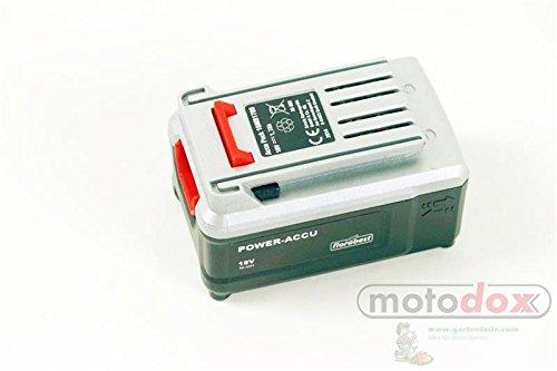 Florabest LIDL BatterieAkku Akku Rasentrimmer FRT 18 A und FRT 18 A1 - Ersatzakku für Ihren Akku Rasentrimmer