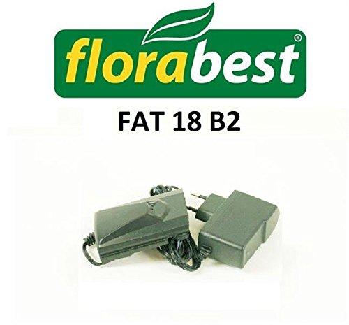 Ladegerät FAT 18 B2 IAN 71315 LIDL Florabest Akku Rasentrimmer Trimmer - Ladekabel für Ihre Akku Rasen Trimmer von LIDL Florabest - Achten Sie auf die richtige IAN Modellnummer