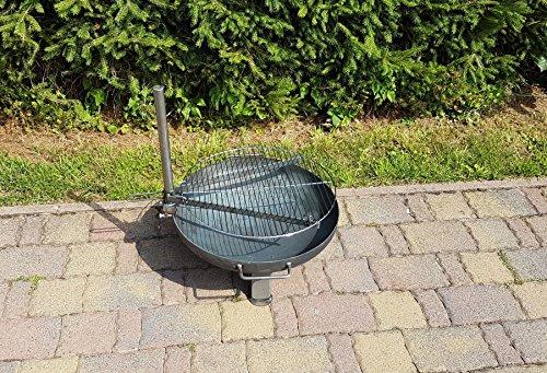 Grillrost für eine Feuerschale Ø 50 cm