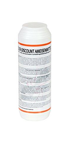 Köder-Discount 1 kg Ameisengift Granulat Ameisenmittel für Innen Außen Haus Garten Rasen - Ameisen Streumittel