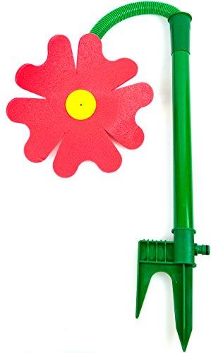 Tanzende Crazy Blume Rasensprinkler Bewässerung Sprenger beweglich