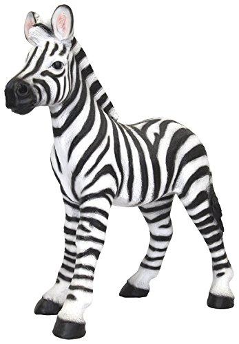 Deko Tier Statue XXL Zebra