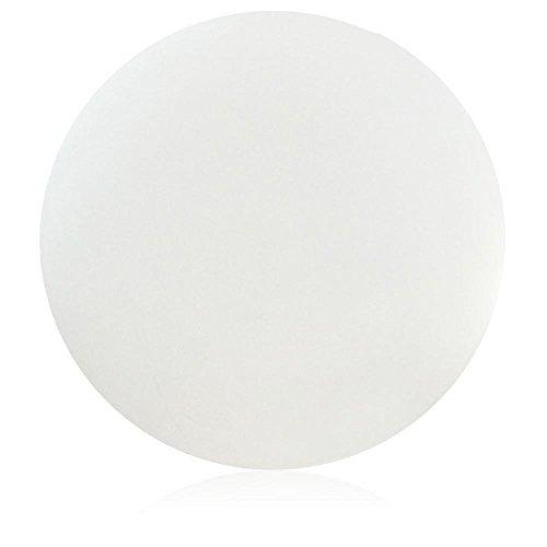 DECORAS LED Ball weiß Dekoleuchte Gartenleuchte Weglicht Kugelleuchte Gartenkugel Dekoleuchte Kugellampe LED-Lampe Gartenlampe